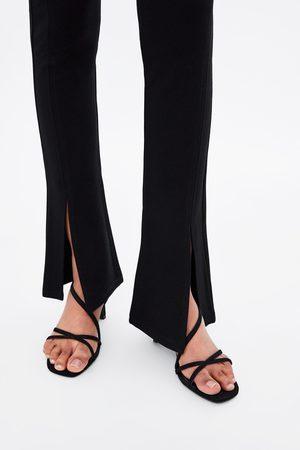 Zara Leggings con spacchi