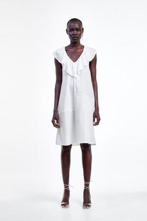 Zara Vestito combinato volant
