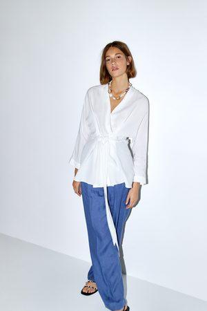 Zara Camicetta con fiocco