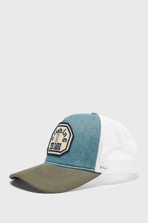 Zara Uomo Cappelli - Cappello combinato toppa