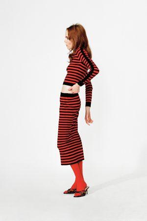Zara Pullover a con striscia laterale