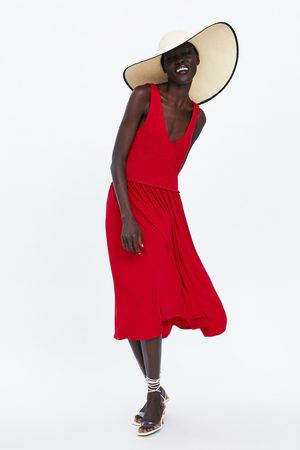 Zara Vestito midi