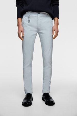 Zara Uomo Chinos - Pantaloni chino slavati