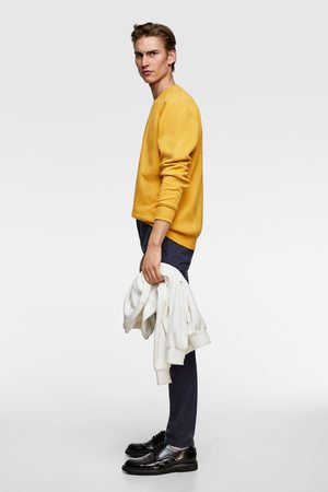 Zara Pantaloni chino slavati