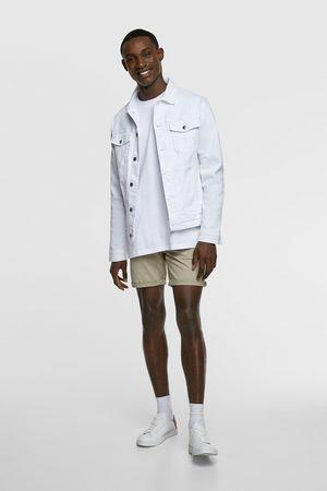 Zara Bermuda basic new skinny