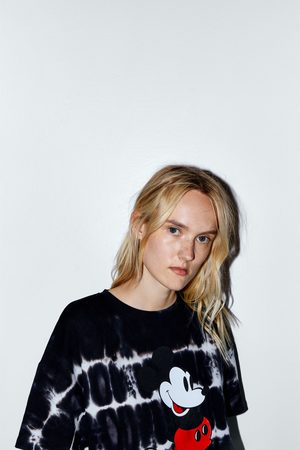 Zara Maglietta tye dye con topolino ©disney