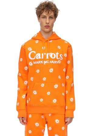"""CARROTS Felpa """"daisy Wordmark"""" In Cotone Con Cappuccio"""