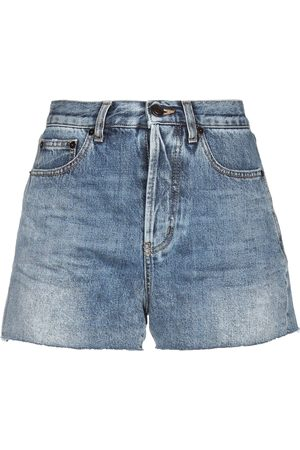 Saint Laurent JEANS - Shorts jeans