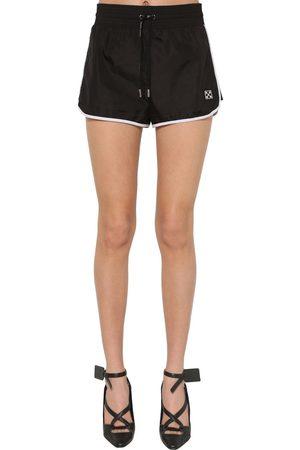 OFF-WHITE Shorts In Nylon