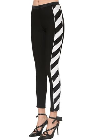 OFF-WHITE Leggings In Jersey Stretch