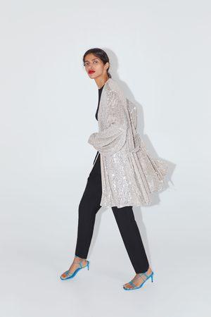 Zara Giacca-vestito con paillettes