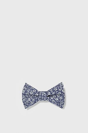 Zara Papillon lino stampa floreale