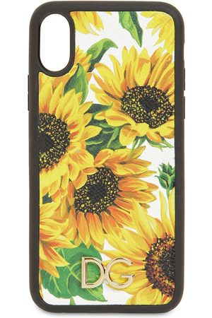 "Dolce & Gabbana Donna Cellulare - Cover Iphone X "" "" In Pelle"