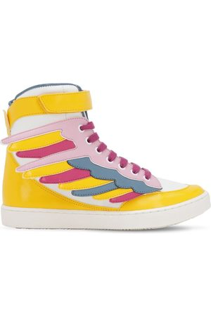 "Stella McCartney Sneakers ""wings"" In Ecopelle"