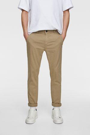 Zara Pantaloni chino skinny