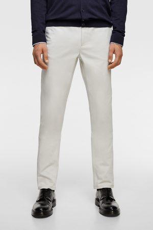 Zara Uomo Chinos - Pantaloni chino slim