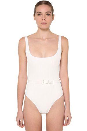 OFF-WHITE Costume Intero Con Cintura