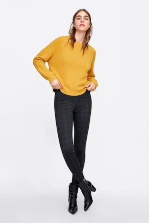 Zara Legging a quadri