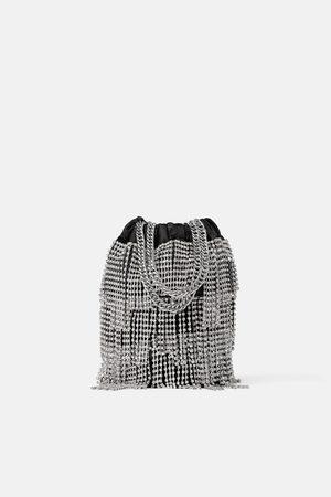 Zara Borsa a secchiello gioiello