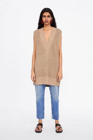 Zara Gilet in maglia