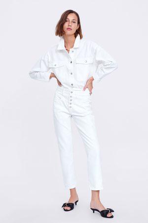 Zara Jeans zw premium 80's straight