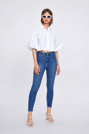 Zara Donna Jeans a vita alta - Jeans zw premium 80's high waist