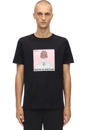 Neil Barrett T-shirt In Jersey Di Cotone