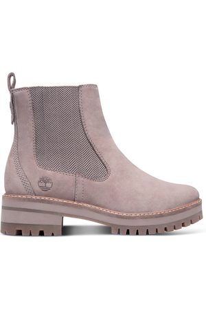 Timberland Stivaletto Chelsea Da Donna Courmayeur Valley In