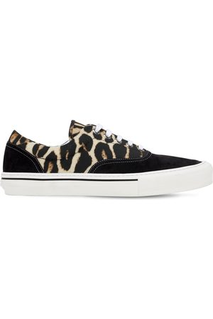 "Burberry Sneakers ""tiger Wilson"" In Pelle"