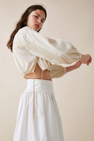 Zara Donna Bluse - Studio camicetta cropped edizione limitata