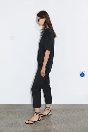 Zara Donna Chinos - Pantaloni chino