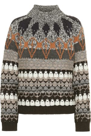 Stella McCartney Pullover in misto lana
