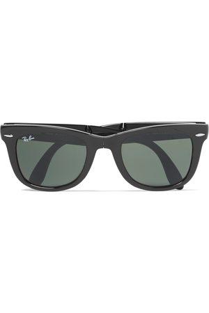 Ray-Ban Wayfarer Folding Acetate Sunglasses