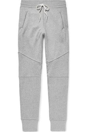 JOHN ELLIOTT Uomo Joggers - Escobar Slim-Fit Tapered Loopback Cotton-Blend Jersey Sweatpants