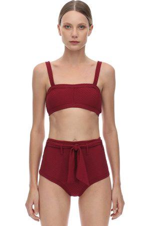 "Peony Donna Bikini - Top Bikini ""sangria"""