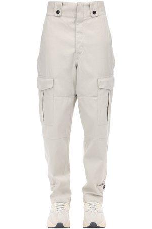 """Isabel Marant Pantaloni Cargo """"neil"""" In Cotone"""
