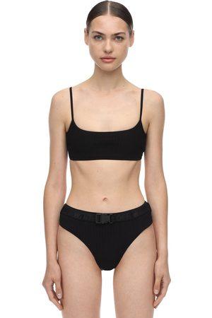 OFF-WHITE Bikini Con Cintura