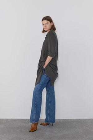 Zara Vestito chemisier