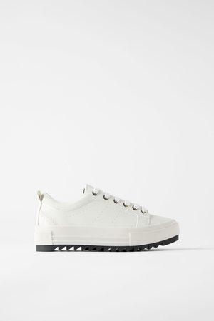 Zara Sneakers plateau