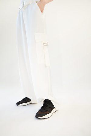 Zara Sneakers con rete
