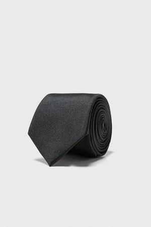 Zara Cravatta larga ottoman
