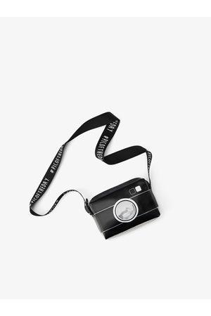 Zara Borsa a tracolla macchina fotografica