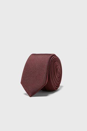 Zara Cravatta stretta ottoman