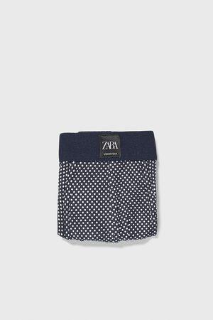 Zara Boxer stampa a pois