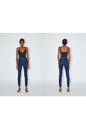 Zara Donna Jeggings - Jeggings hi rise super elastic