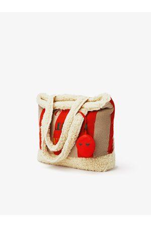 Zara Shopper colori combinati