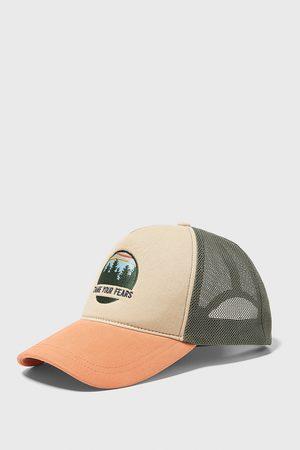 Zara Cappello combinato rete