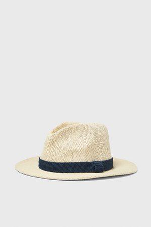 Zara Cappello nastro combinato