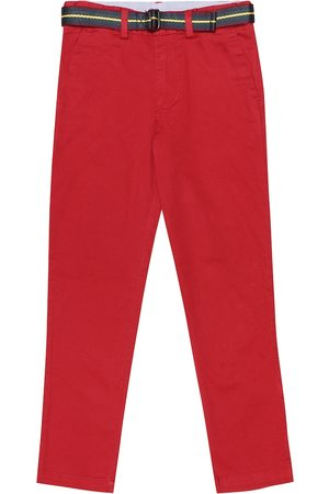 Ralph Lauren Pantaloni in cotone stretch