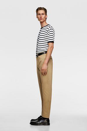 Zara Pantaloni chino slim